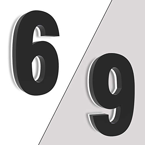 light up house numbers - 9