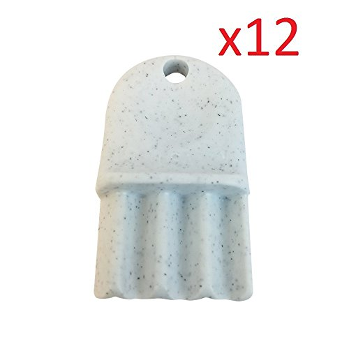 Dispenser Key (For Your Janitor Waffle Key Dispenser - 12 Pack of Keys - for Georgia Pacific Kimberly Clark SCA Tissue San Jamar Fort Howard and More)