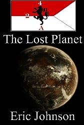 2-4 Cavalry Book12: The Lost Planet (SciFi Adventure)