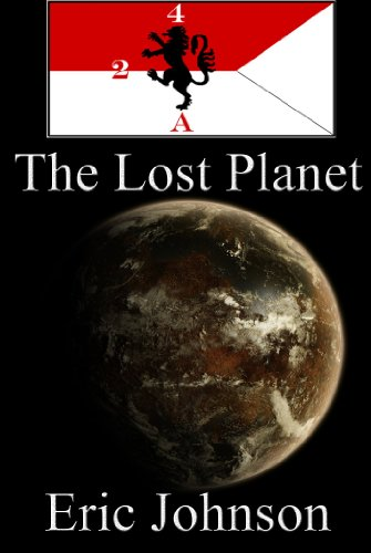 Book: 2-4 Cavalry Book12 - The Lost Planet (SciFi Adventure) by Eric L Johnson