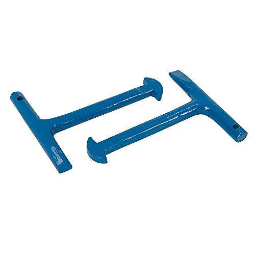 Pack Of 2 125mm Manhole Keys