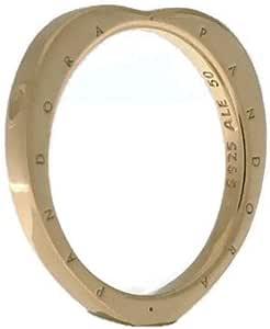 Pandora Women's Shine logo heart Ring