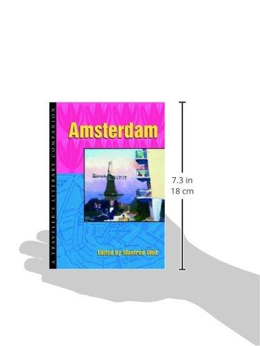 Amsterdam: A Traveler's Literary Companion