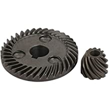 90 Degree Shaft Angle Replace Part Conical Spiral Bevel Gear Set