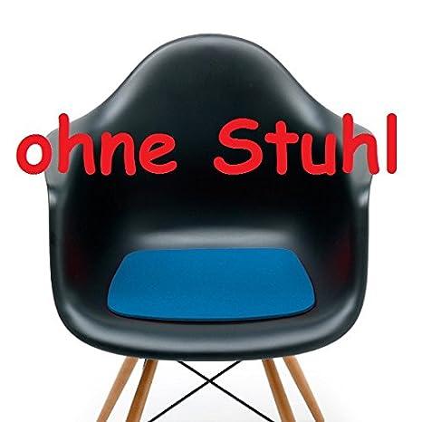 Hey Sign Sitzauflage Sitzkissen Filz Für Vitra Stuhl Eames Plastic Armchair,  Antirutsch, 5 Mm + Stoffbeutel ...