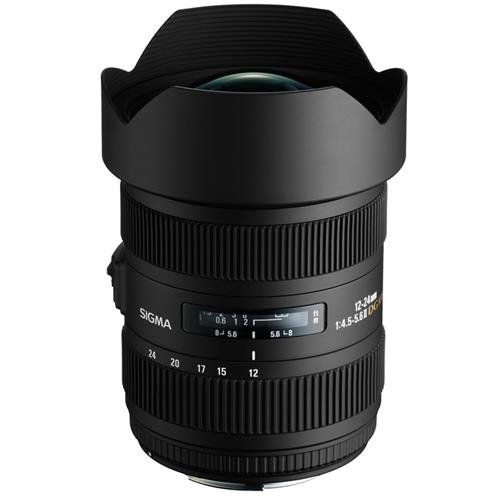 Sigma 12-24mm f4.5-5.6 II DG HSM for Canon EOS - 1