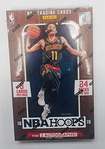 4d45787c16045 2018-19 Panini Hoops Basketball Hobby Box
