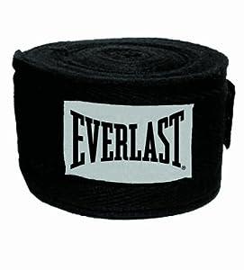 Everlast Erwachsene Boxen - Handschützer, Black, One Size, 4454B