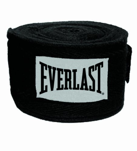 Everlast Cinta de boxeo flexible  cm