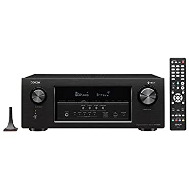 Denon AVR-S930H 7.2 Channel AV Receiver with HEOS Wireless Technology