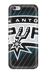 DanRobertse OONEbUn1508ToNIR Case Cover Skin For Iphone 6 Plus (san Antonio Spurs Basketball Nba (26) )