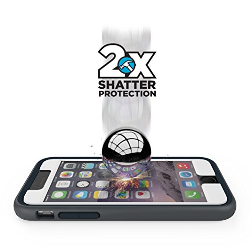 """Speck sPK-a3491 mightyShell/faceplate hard case 14 cm (5,5 """") pour apple iPhone 6 plus noir/gris"""