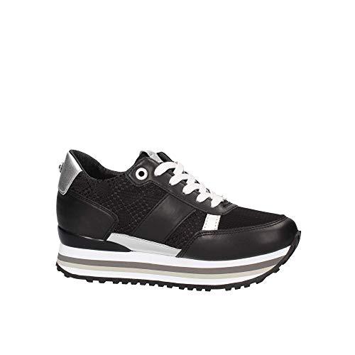 Rsd33 Apepazza Nero Donna Sneakers nappa OSwdRSq