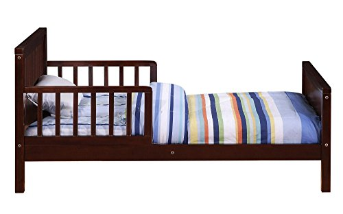 Baby Relax Toddler Bed, Espressso