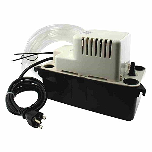 Little Giant 554461 VCMA-20ULST-230 Condensate Removal Pump, 230V ()