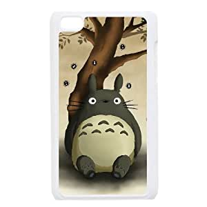 iPod Touch 4 Case White My Neighbor Totoro L0539955