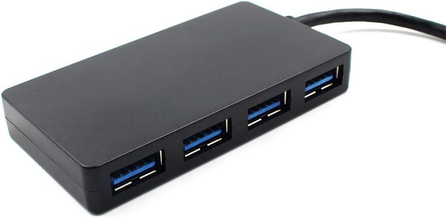 USB Data Hub Splitter for PC Laptop Heaven201174 Port USB 3.0 Hub