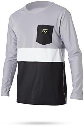 MAGIC MARINE(マジックマリン) CUBE QUICKDRY L/S 長袖吸汗速乾シャツ 大きいサイズのみ [15001.160080] メンズ マリンスポーツウェア ラッシュガード