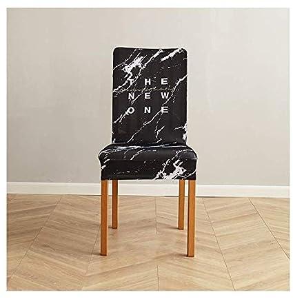 Super Amazon Com Kaipoint Restaurant Modern Marble Chair Covers Creativecarmelina Interior Chair Design Creativecarmelinacom