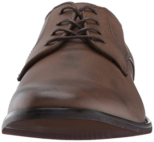 Unlisted By Kenneth Cole Mens Design 301212 Oxford Brown
