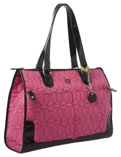 Work To Play Bag - Raspberry