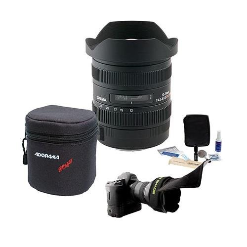 Sigma 12-24mm f4.5-5.6 II DG HSM for Nikon - 2