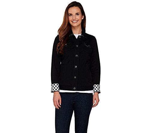 Gingham Womens Jacket - 6