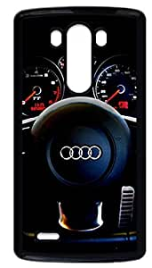 E Shine Hot Sale Car Audi Work Station Logo Cell Phone Case For Lg G2 G3 Cases Ping