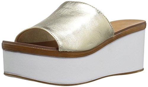 ALDO Women's Rubicone Mule Gold