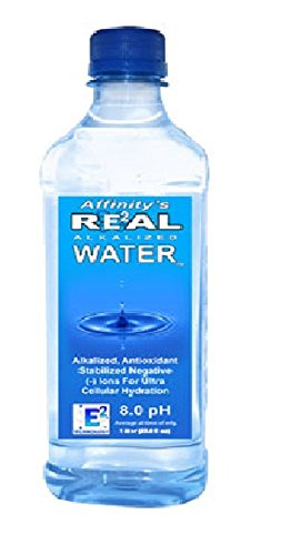Real Water Stabilized Alkalized Water - 1 lt by Real Water