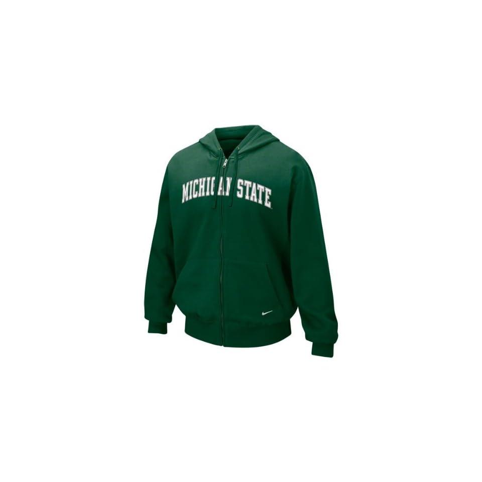 Nike Youth Classic Arch Full Zip Hooded Sweatshirt
