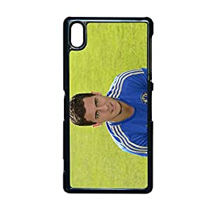Generic Hard Back Phone Cover For Teens Design With Eden Hazard For Sony Z2 Choose Design 1