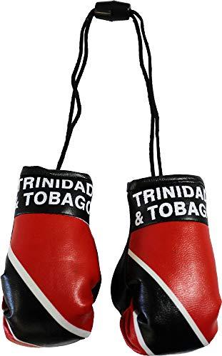 (Trinidad and Tobago - Mini Boxing Gloves)