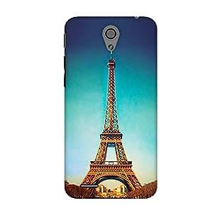 FASHEEN Premium Designer Soft Case Back Cover for Infocus M260