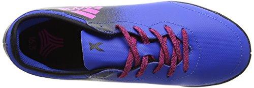 adidas X Tango 16.3 In, Botas de Fútbol Para Hombre, Azul (Blue/Shock Pink/Core Black), 38 2/3 EU