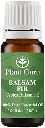 Balsam Fir Essential Oil. 10 ml. 100% Pure, Undiluted, Therapeutic Grade.