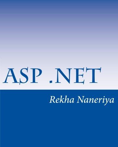 ASP.Net: A Beginner's Book