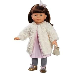 "Corolle Madeleine Holiday Toddler Doll 17""/42cm FAO Schwartz Exclusive"