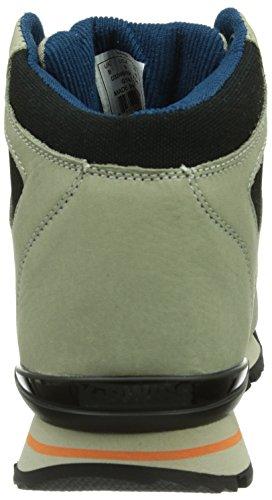 K-Swiss SI-18 PREMIER HIKER, Sneaker a collo alto Uomo Grigio (Grau (London Fog/Melon/Moroccan Blue/056))