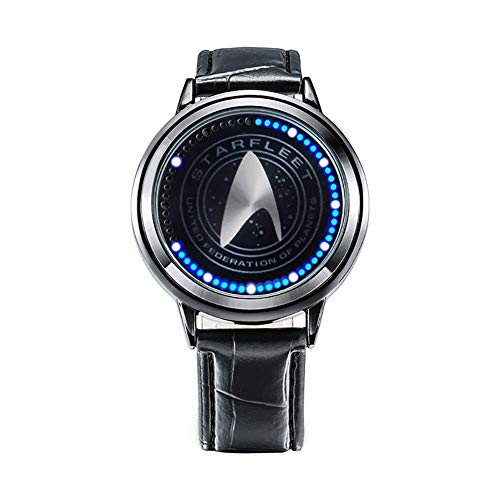 - Wildforlife Star Trek Collector's Edition Touch LED Watch (Starfleet)