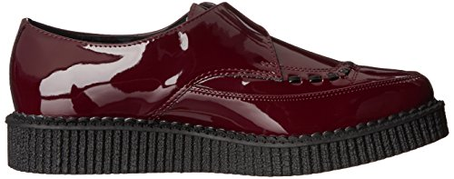 U Burgundy Shoes Burgundy Pointed Adult Creeper T K A8984 Unisex Creepers aPqwpwf