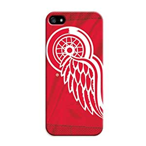 Souvenir Nhl Detroit Red Wings Iphone 5/5S Case For Hockey Fans&Amateur wangjiang maoyi by lolosakes