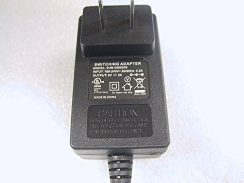 AC Wall Charger Power ADAPTER Cord for I-View Tablet iView-900TPCII OEM NEW