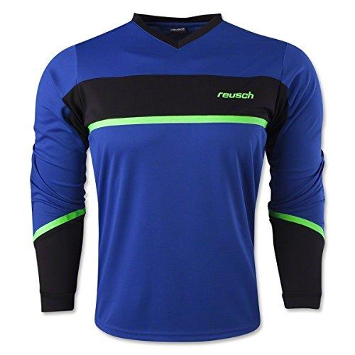Reusch Soccer Adult Razor Goalkeeper Jersey, Ultramarine, Large by Reusch Soccer