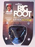 Big Foot Trolling Motor Switch Lever Action for All Hand Operated 12v or 24v Trolling Motors, Outdoor Stuffs