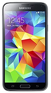 Samsung Galaxy S5 SM-G900T GSM Unlocked Cellphone, 16GB, Black
