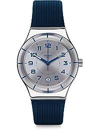 Men's Irony YIS409 Blue Rubber Swiss Automatic Fashion Watch