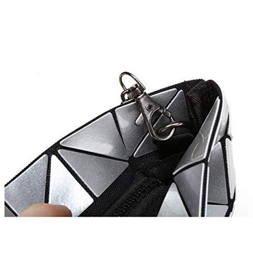 Cuir en Sac de Sacs séparation Cuir Classique Mode Taille Main d'épaule XLF de séparation unique géométrique à PU de en xq0Yz6pw