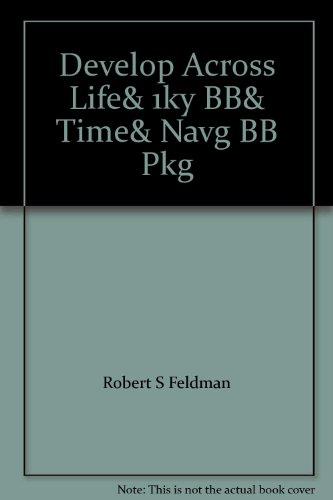 Develop Across Life& 1ky BB& Time& Navg BB Pkg - Robert S Feldman