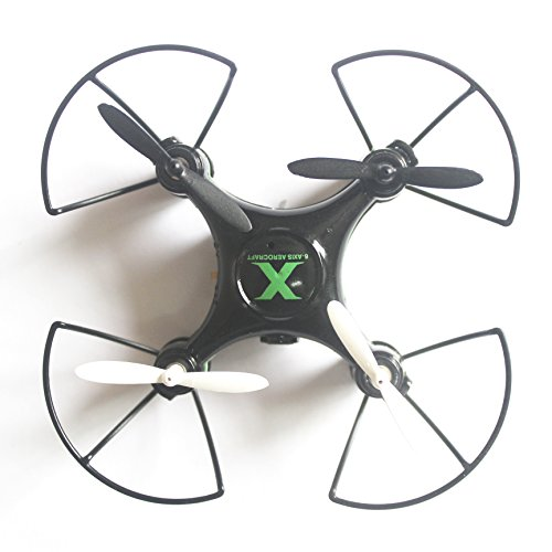 Veoker Mini WiFi Quadcopter Drone with HD Camera,Altitude Hold, and Live Video Plus Remote Control by Veoker